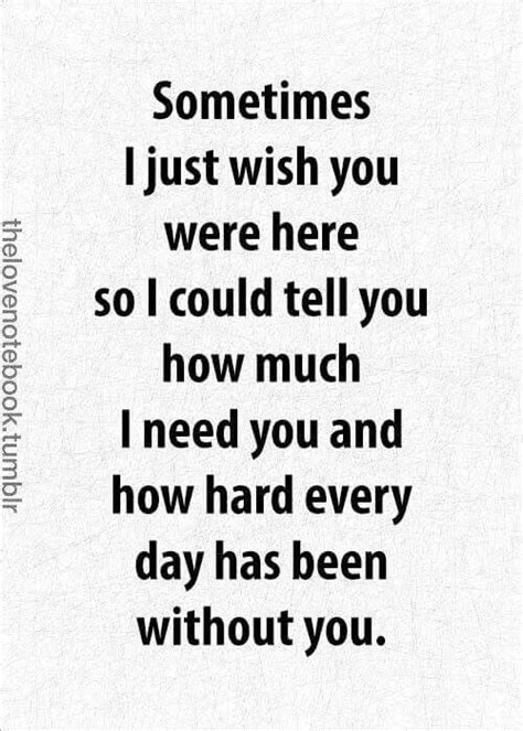 I Miss You To Him Quotes