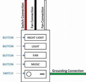Replacing Bath Fan  Light Switch Wiring
