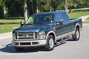 Buy Used 2008 Ford F250 King Ranch Crew Cab Diesel 6 4l No