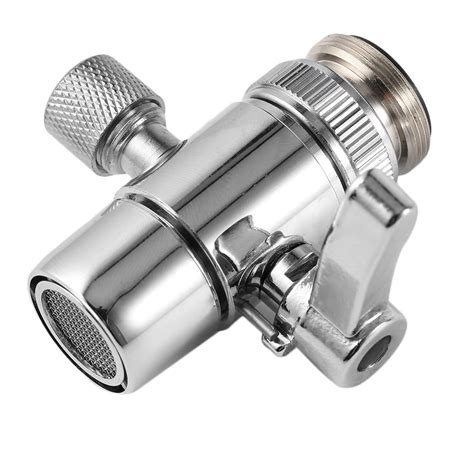 kitchen sink diverter valve pv10 chrome brass polished diverter for kitchen sink 5710