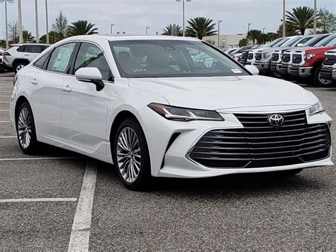 toyota avalon limited dr car  orlando