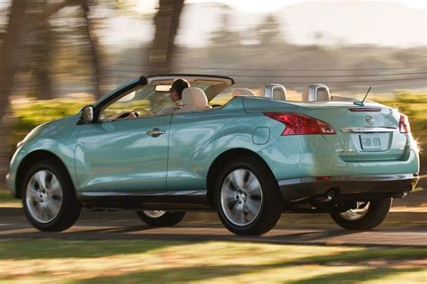 nissan convertible used 2014 nissan murano crosscabriolet suv pricing for