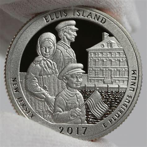 Ellis Island Quarter Photos | Coin News