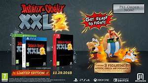Asterix Obelix XXL 3 In 2019 And XXL 2 Remaster For 2018