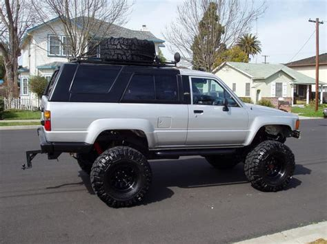 1987 Toyota 4runner by 4084602345 1987 Toyota 4runner Specs Photos Modification