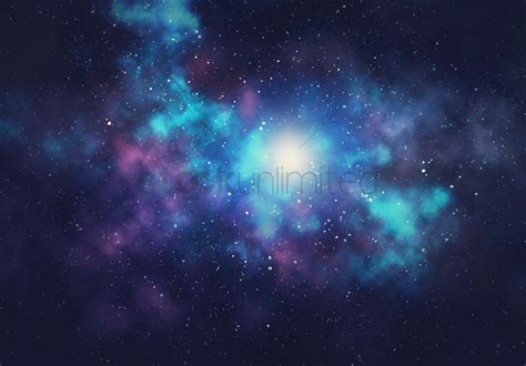 The Galaxy Background Galaxy Background Design Stock Photo 2001752