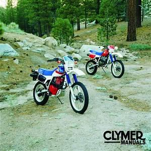 Clymer Manuals Honda Xl  Xr 500-600