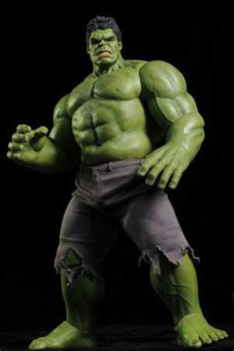 review    avengers hulk sixth scale action