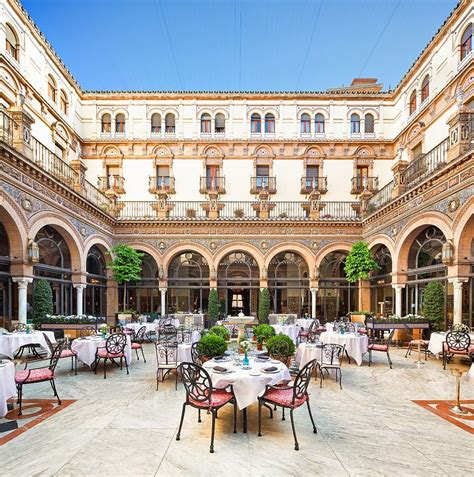 Passion For Luxury Hotel Alfonso Xiii Seville Spain