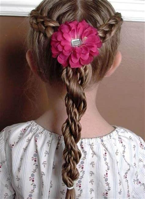 fryzury dla dziewczynek modne fryzury   dla kazdego