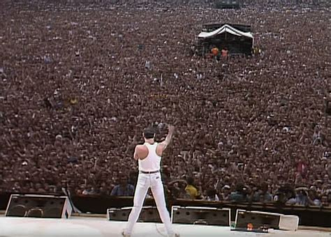 Queen's Live Aid Performances To Feature On Bohemian