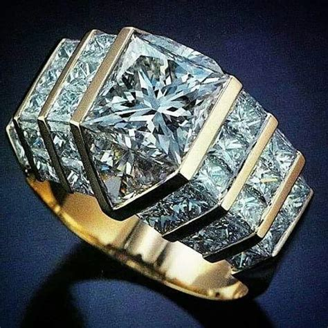 Giant Diamond Ring