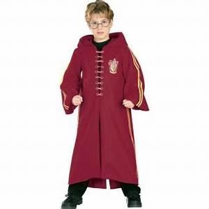Deguisement Haut De Gamme : costume de harry potter tunique quidditch haut de gamme gar on 8 10 ans d guisement enfant ~ Melissatoandfro.com Idées de Décoration