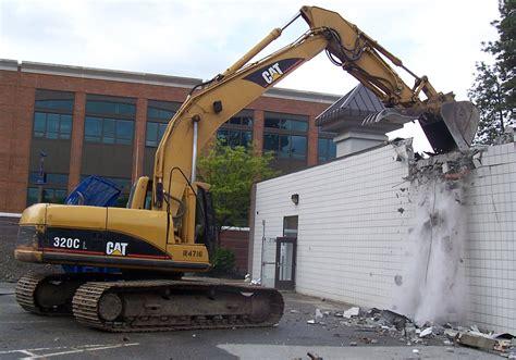 Demolition Services Aintree Scrap Metal Liverpool No1