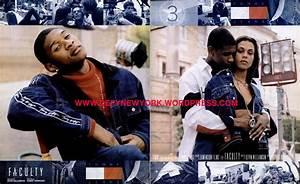 kiddada jones and usher tommy hilfiger 1998 : DeFY. New ...
