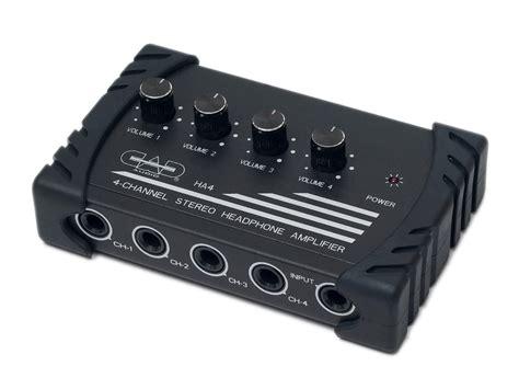 Cad Audio Ha4 4-channel Stereo Headphone