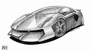 Calling All Artists: Hand Draw A Supercar Concept For ...