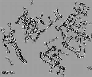 John Deere 4300 Parts Diagrams