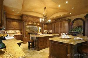 Kitchen design by clive christian 1 luxury home design