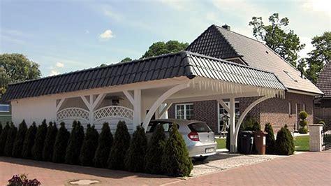 Carports  Flach, Sattel, Walm, Pultdach Carport