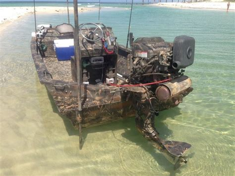 Duck Boat Outboard by Pro Drive Outboard Outboard Motors Boating