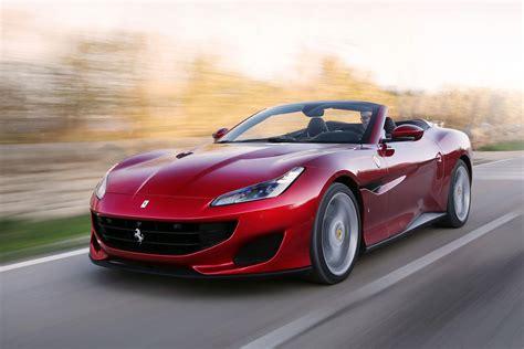 ferrari portofino review price specs  release