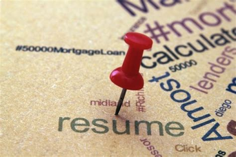 8 resume design ideas to help you standout