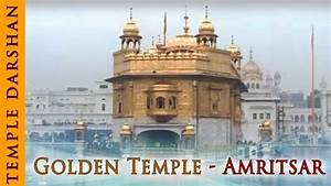Indian Temple - Darshan Of Golden Temple