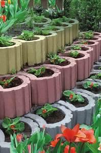 Steine Zum Bepflanzen : pflanzsteine setzen und bepflanzen gartengestaltung ideen tipps ~ Eleganceandgraceweddings.com Haus und Dekorationen