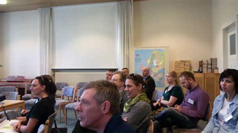 Participating at 1st WWP-EN Regional Meeting   CLMB
