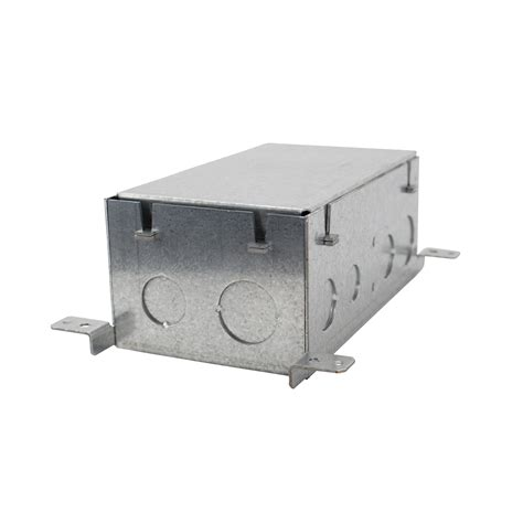 Wiremold Floor Box 880s2 wiremold legrand 880s2 omnibox series steel floor box 2