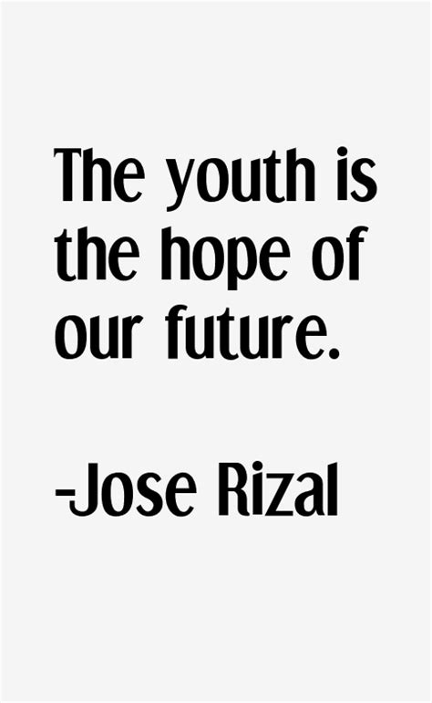 edukasyon quotes jose rizal