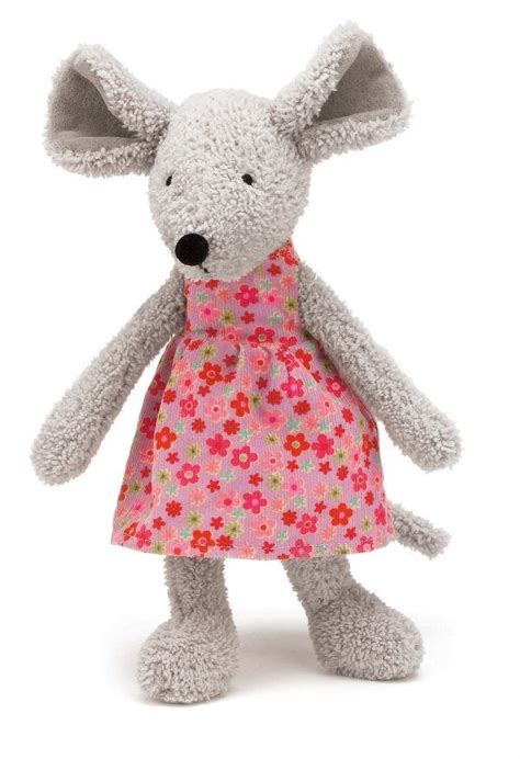 vans slop jellycat mo444ms floral friends molly mouse with organza