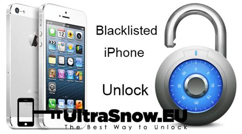 is my phone blacklisted unlock a blacklisted iphone with imei unlock method