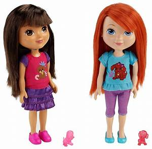 Review: Dora and Friends Doggie Day! Dolls ⋆ Mama Geek