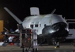 Boeing X-37B Space Plane
