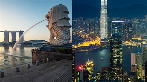Hong Kong vs Singapore - Which City Does it Better?