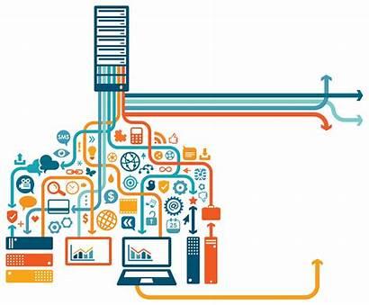 Data Research Storage Platform Management Chain Supply