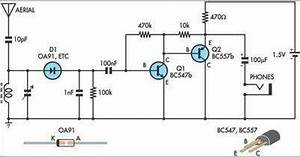 Circuit Diagram Of Radio Receiver