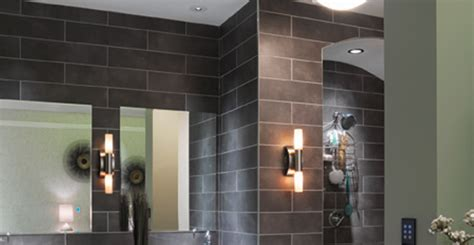 bathroom recessed lighting ideas tub sink shower