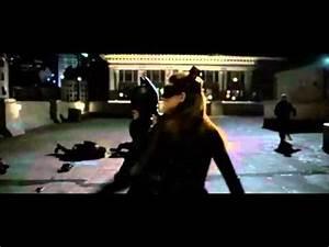 The Dark Knight Rises - Batman & Catwoman fight scene ...