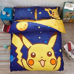 pokemon bedding