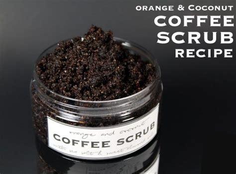 Simple coconut oil sugar scrub. Orange Coconut Coffee Scrub Recipe without Coconut Oil - Soap Deli News