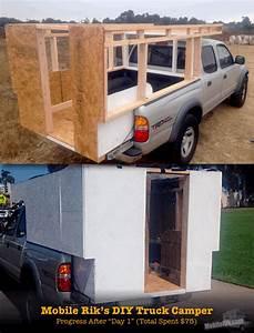 Study desk woodworking plans, Wood Truck Camper Plans
