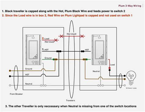 Leviton Way Dimmer Switch Wiring Diagram Free