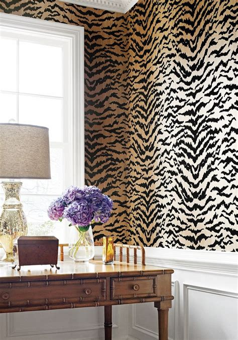 Animal Print Wallpaper For Room - best 25 leopard print wallpaper ideas on