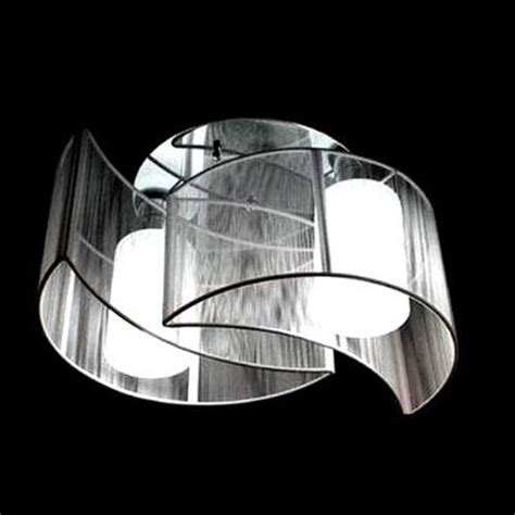 Glass Light Covers by 2 Light Semi Flush Mount Ceiling Light With Glass Shade