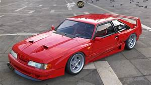 Are You Cool With This Ferrari F40, Foxbody Ford Mustang Mashup?