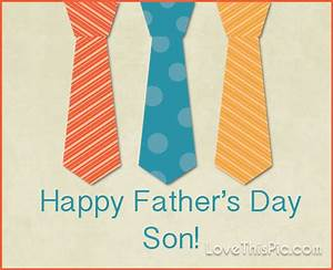 Happy Father's Day Son Pictures, Photos, and Images for ...