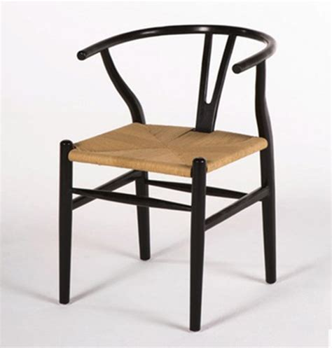 wishbone chairs wood dining chair y chair designer works